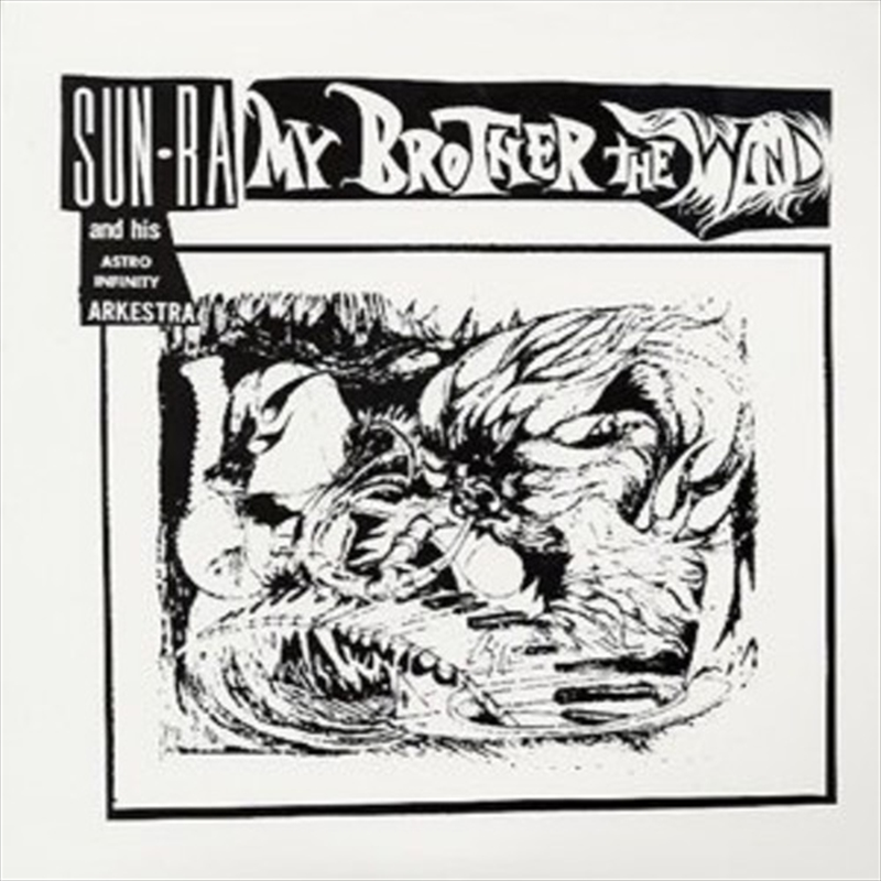 My Brother Wind | Vinyl