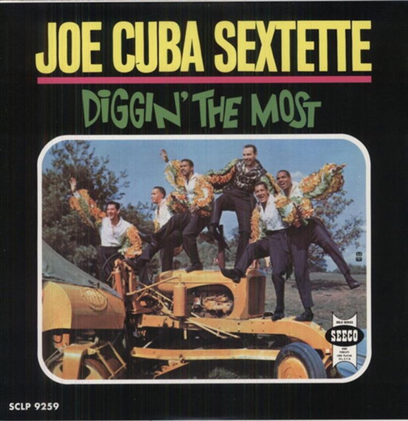 Diggin The Most | Vinyl