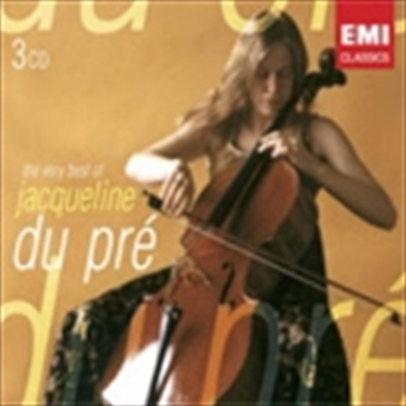 Very Best Of Jacqueline Du Pre | CD