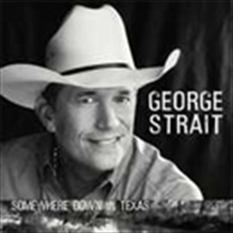 Somewhere Down In Texas   CD