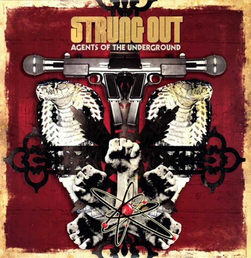 Agents Of The Underground | Vinyl