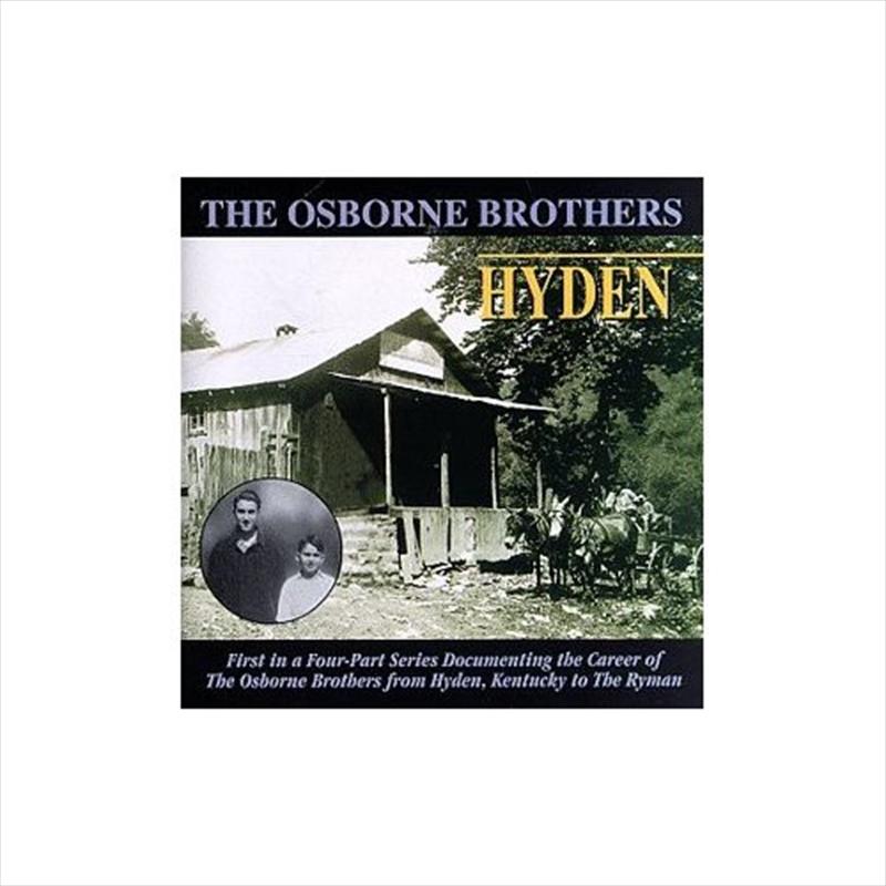 Hyden   CD