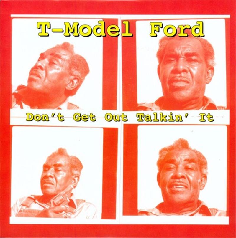 Dont Get Out Talkin It | Vinyl
