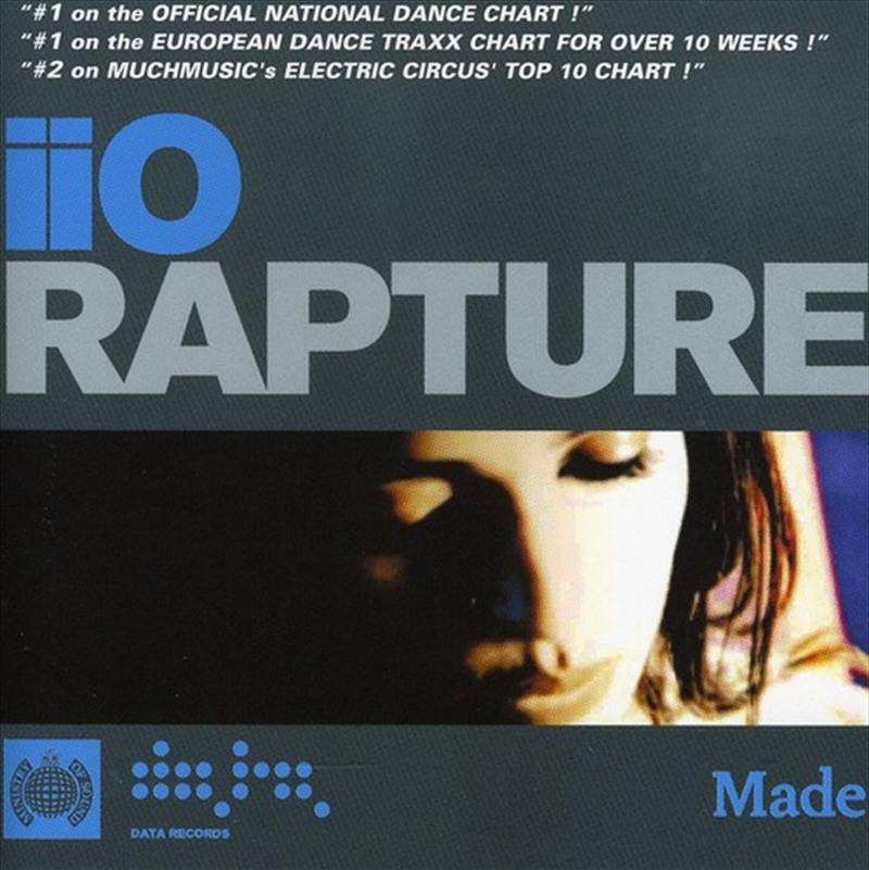 Rapture | CD