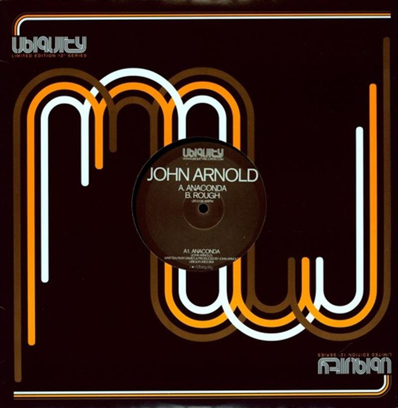 Rough Anaconda | Vinyl