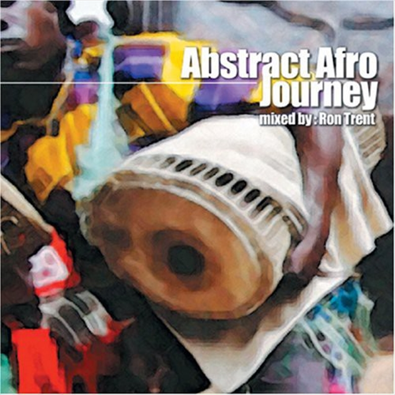 Abstract Afro Journey | CD