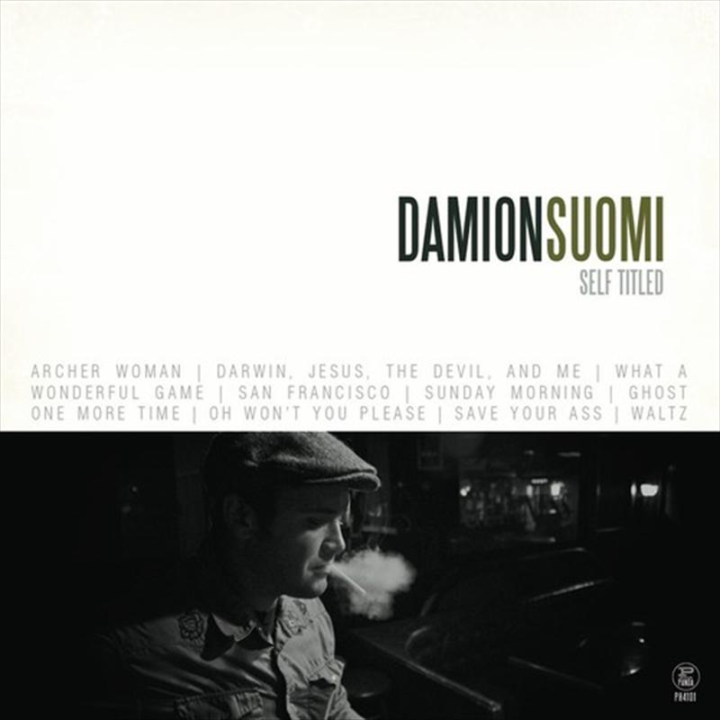 Damion Suomi | Vinyl