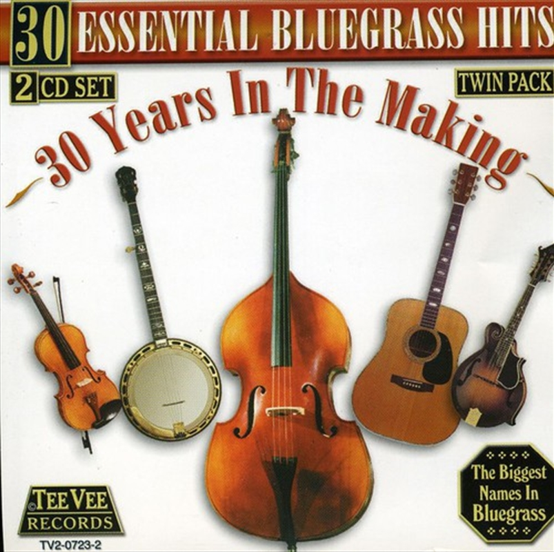 30 Essential Bluegrass Hits | CD