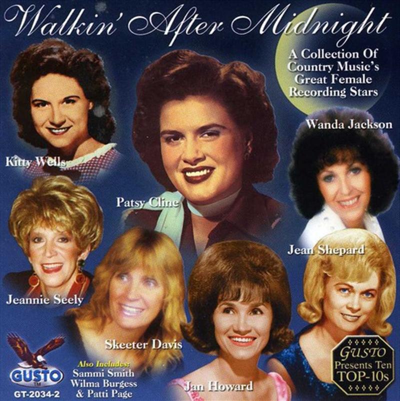 Walkin After Midnight   CD