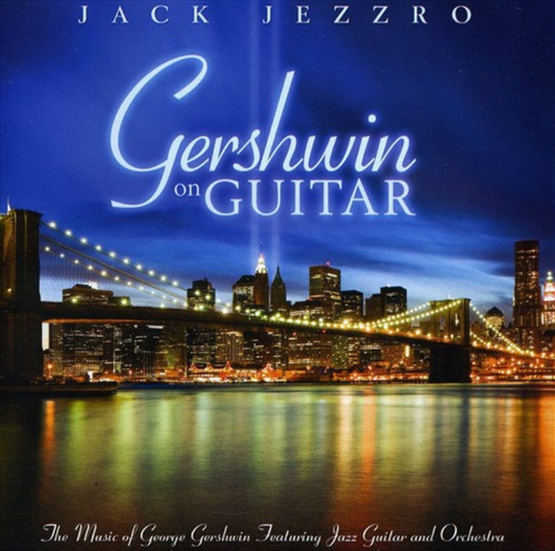 Gershwin On Guitar | CD