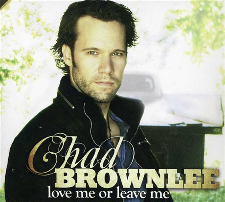 Love Me Or Leave Me | CD