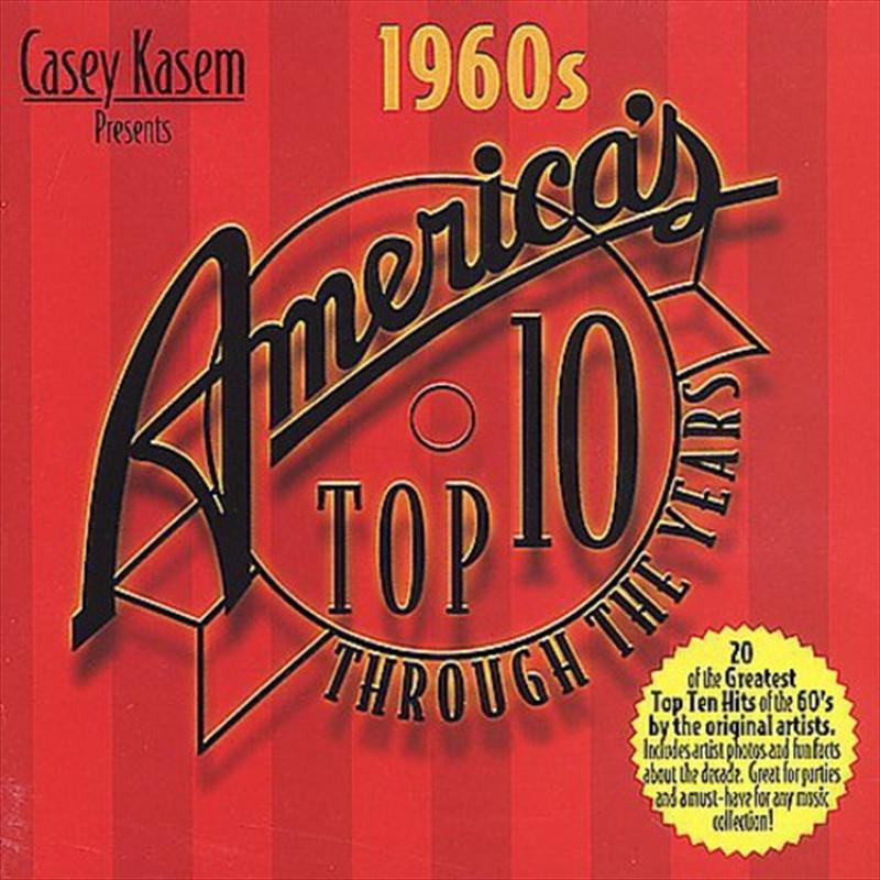 1960s Usa Top Ten Hits Pop Hit Various, CD | Sanity