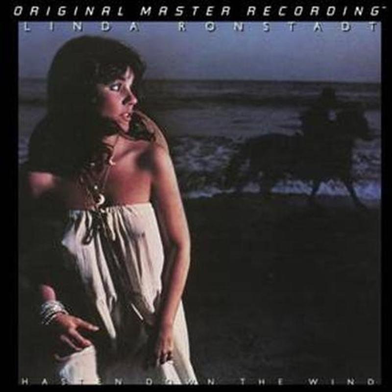 Hasten Down The Wind   Vinyl