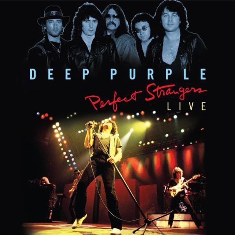 Perfect Strangers Live | Vinyl