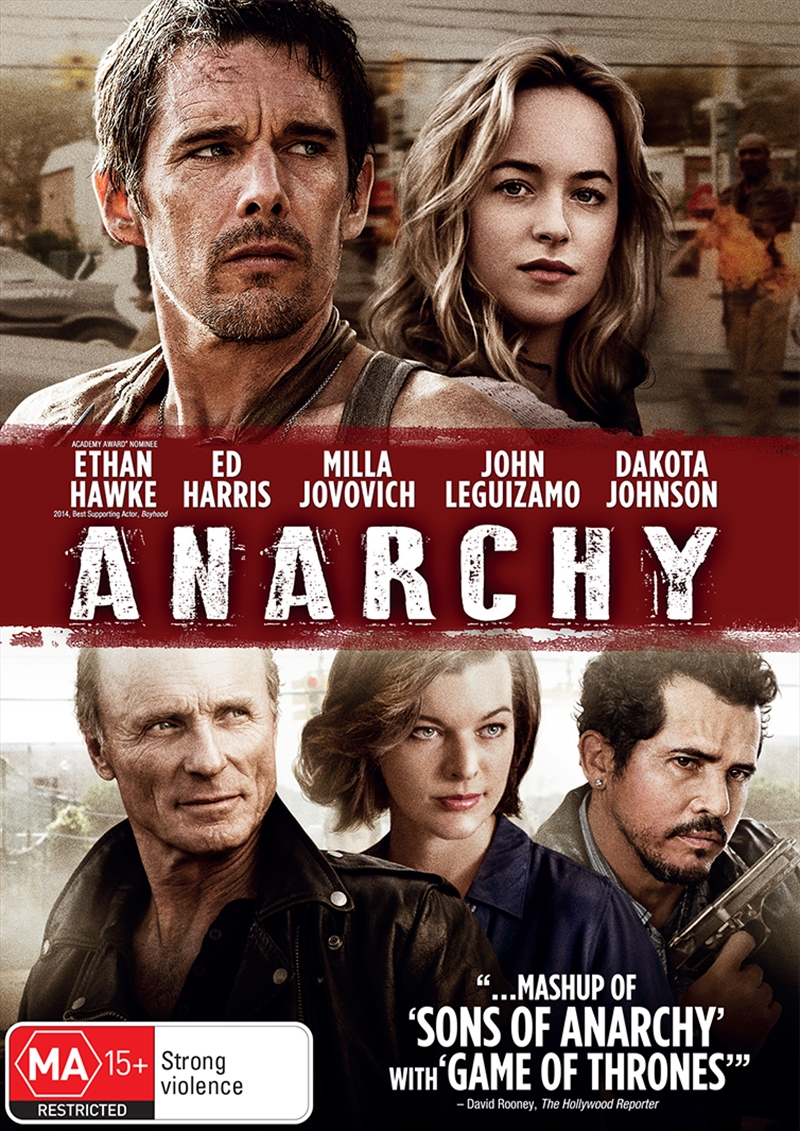Anarchy | DVD