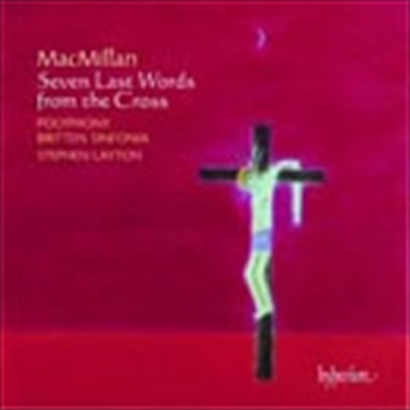 Seven Last Words | CD
