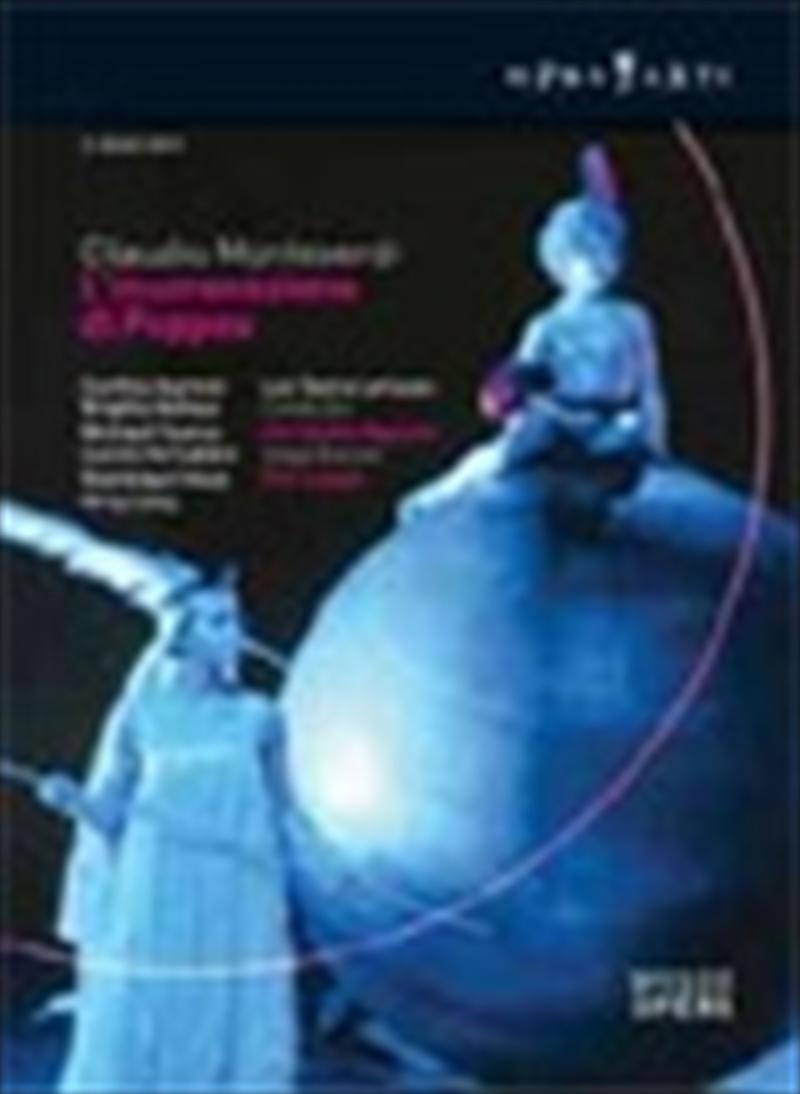 Coronation Of Poppe | CD