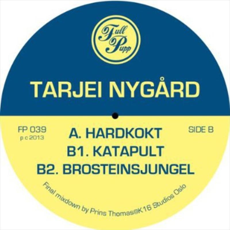Hardkokt   Vinyl