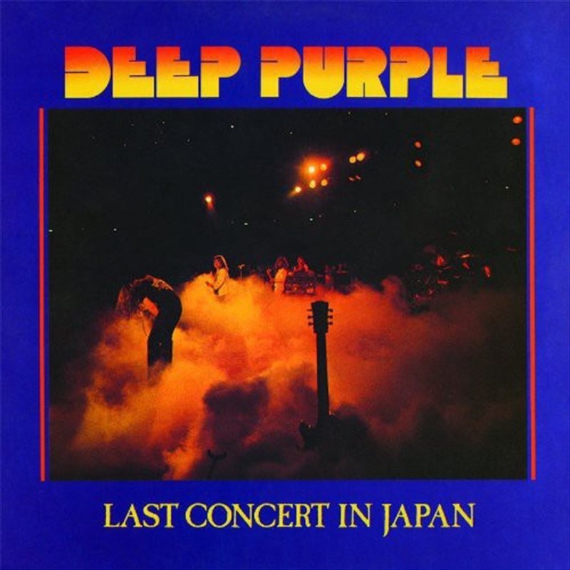 Last Concert In Japan (Limited Edition) | Vinyl