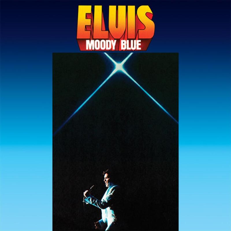 Moody Blue   Vinyl