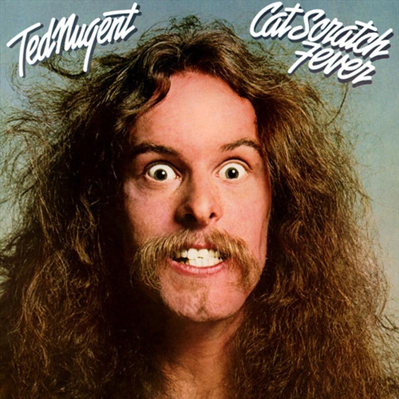 Cat Scratch Fever | Vinyl