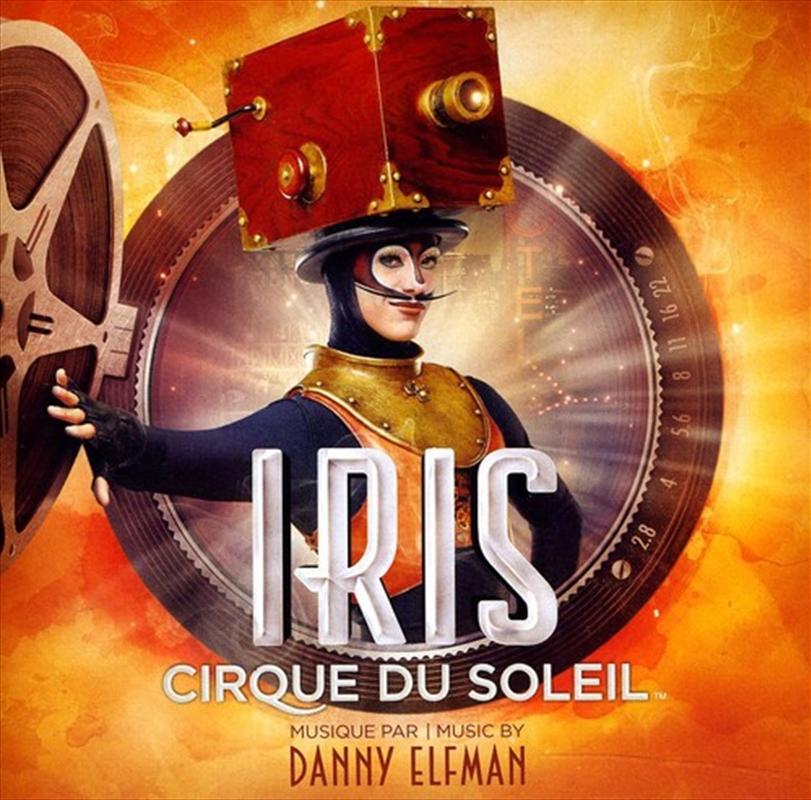 Iris | CD