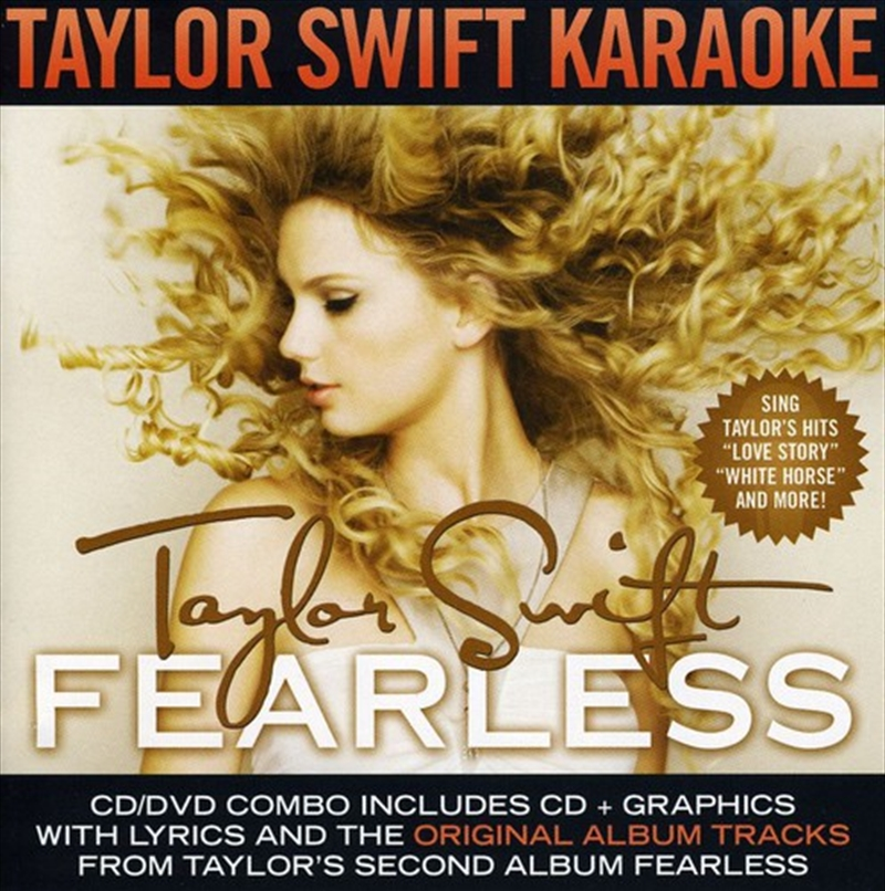 Fearless: Karaoke Edition | CD