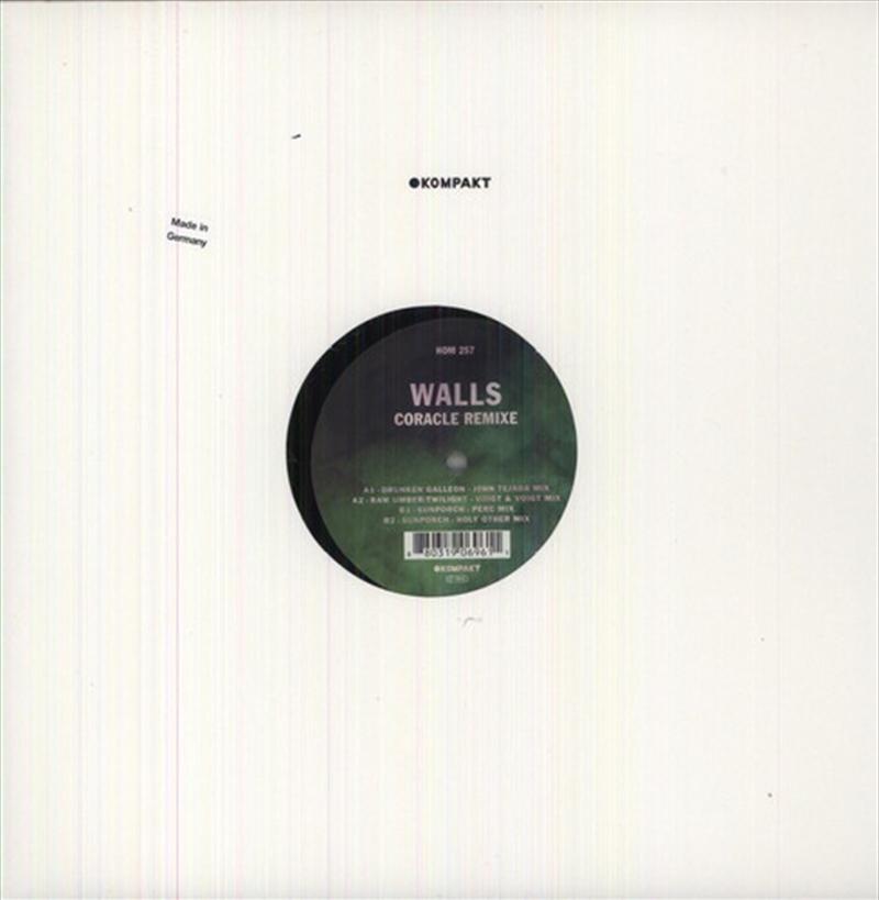 Coracle Remixe   Vinyl