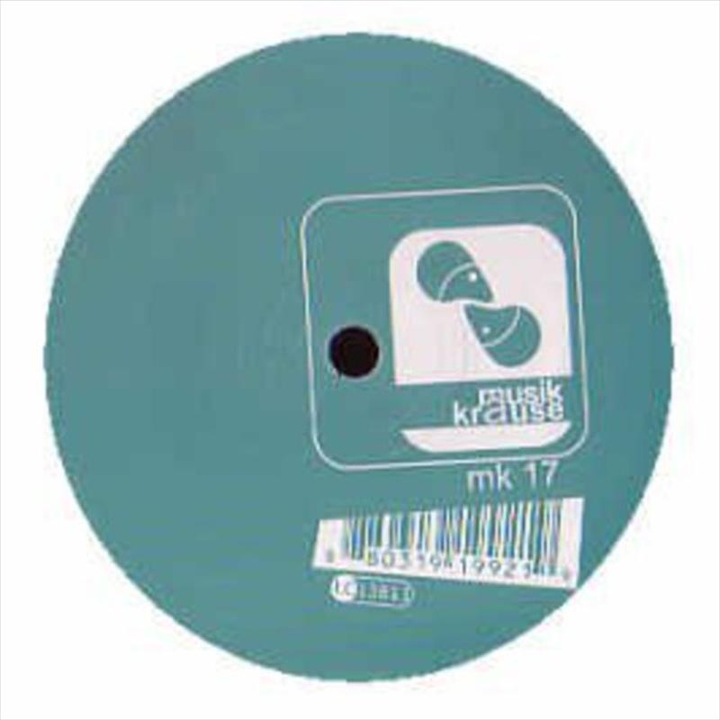 Aqua Jet Ep   Vinyl