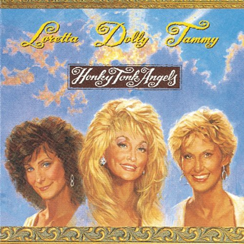 Honky Tonk Angels | CD