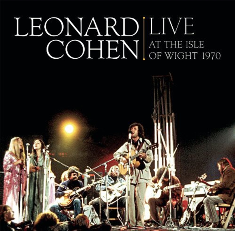 Live At The Isle Of Wight 1970 | Vinyl