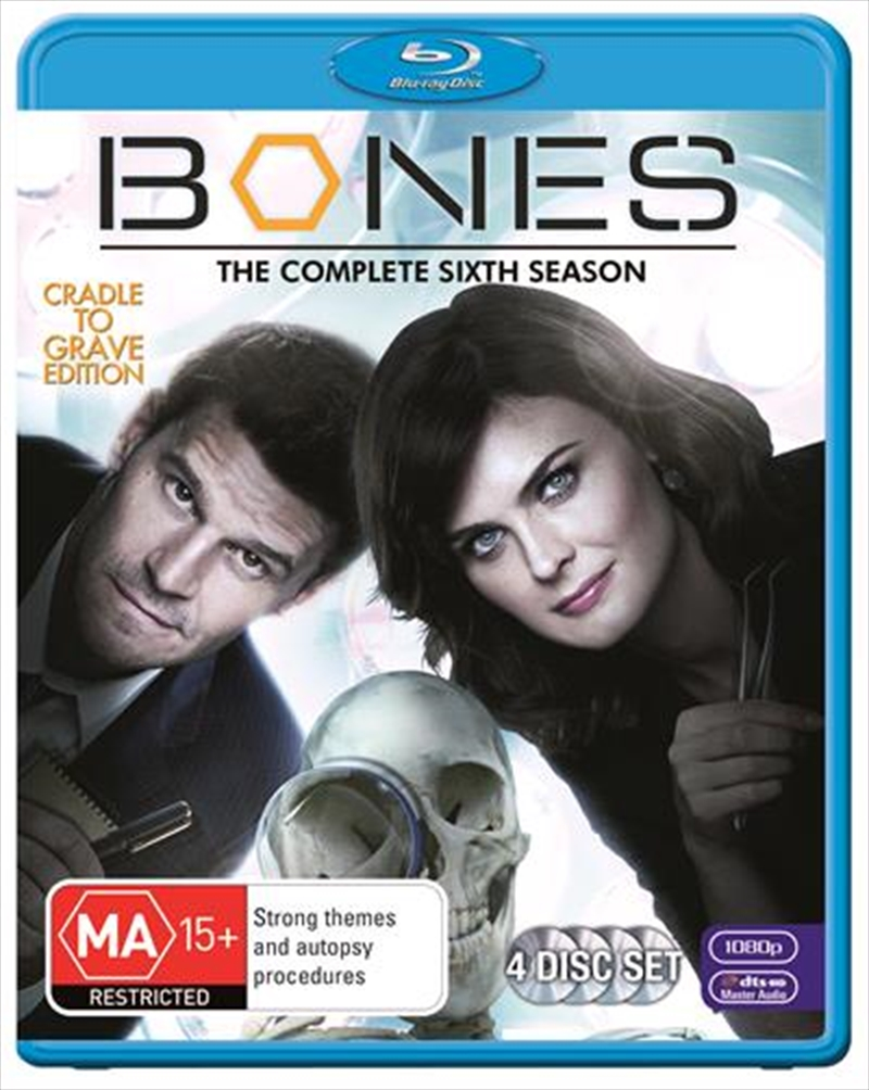Bones - Season 06