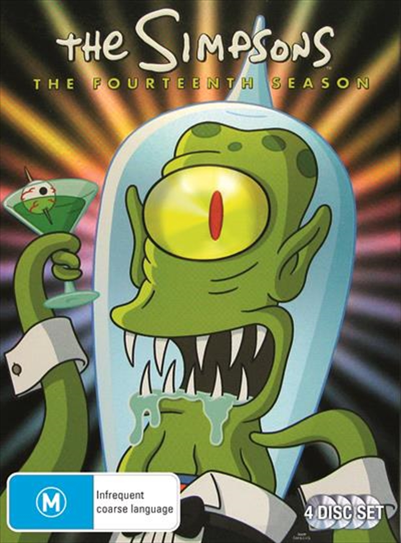Simpsons, The - Season 14 | DVD