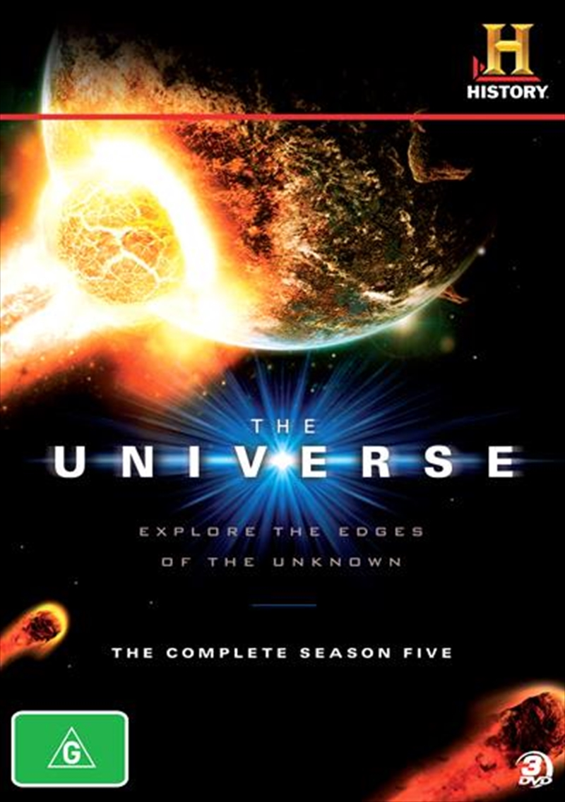 The Universe: Season 5 | DVD
