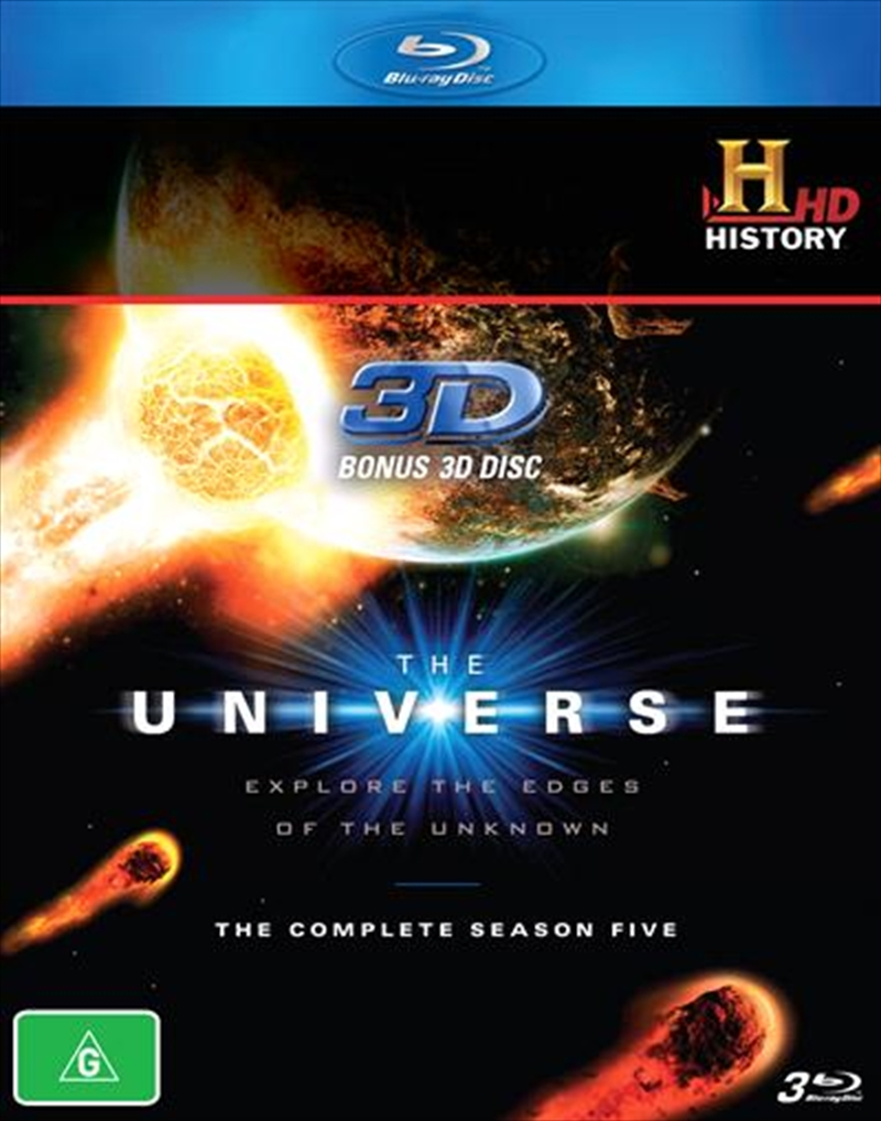 Universe: Season 5 | Blu-ray