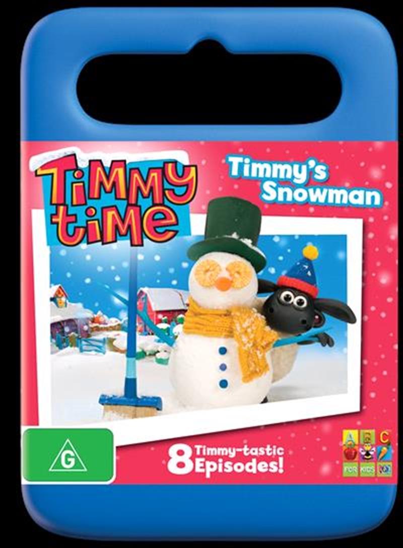 Timmy Time - Timmy's Snowman | DVD