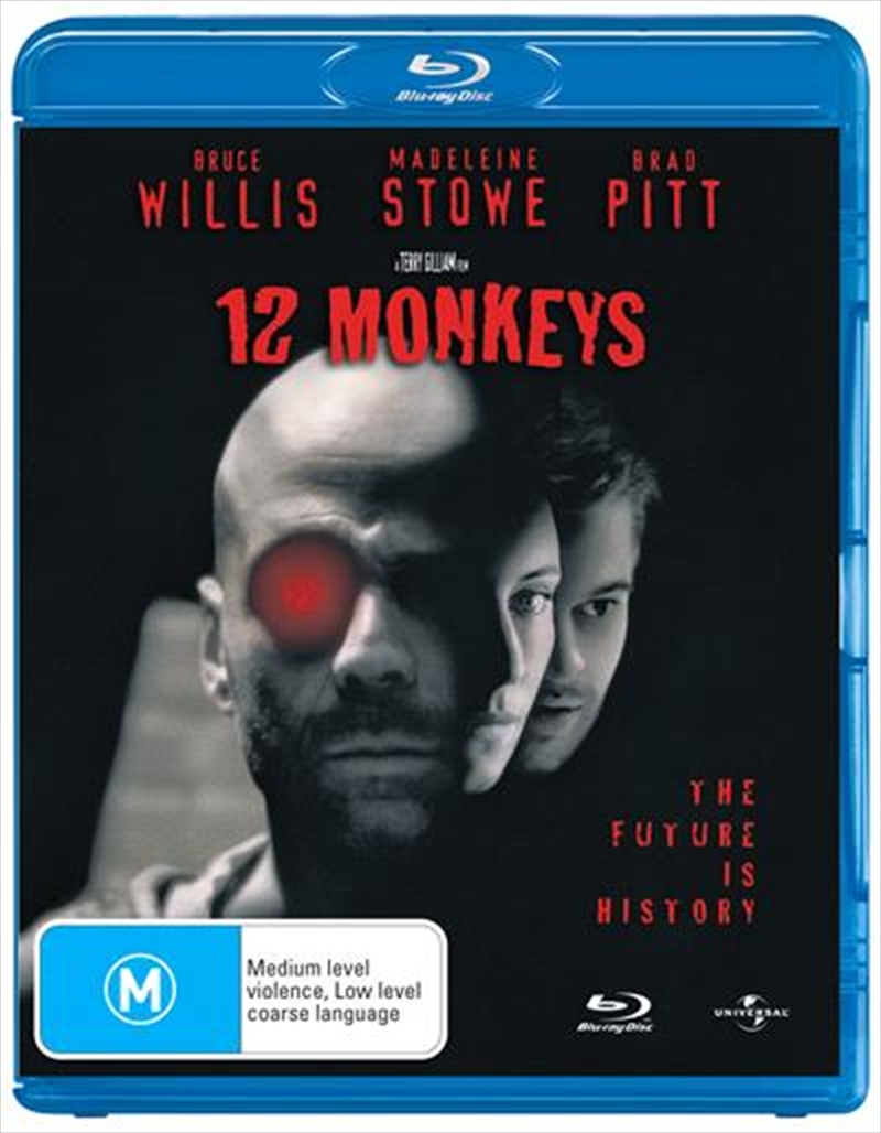 12 Monkeys | Blu-ray