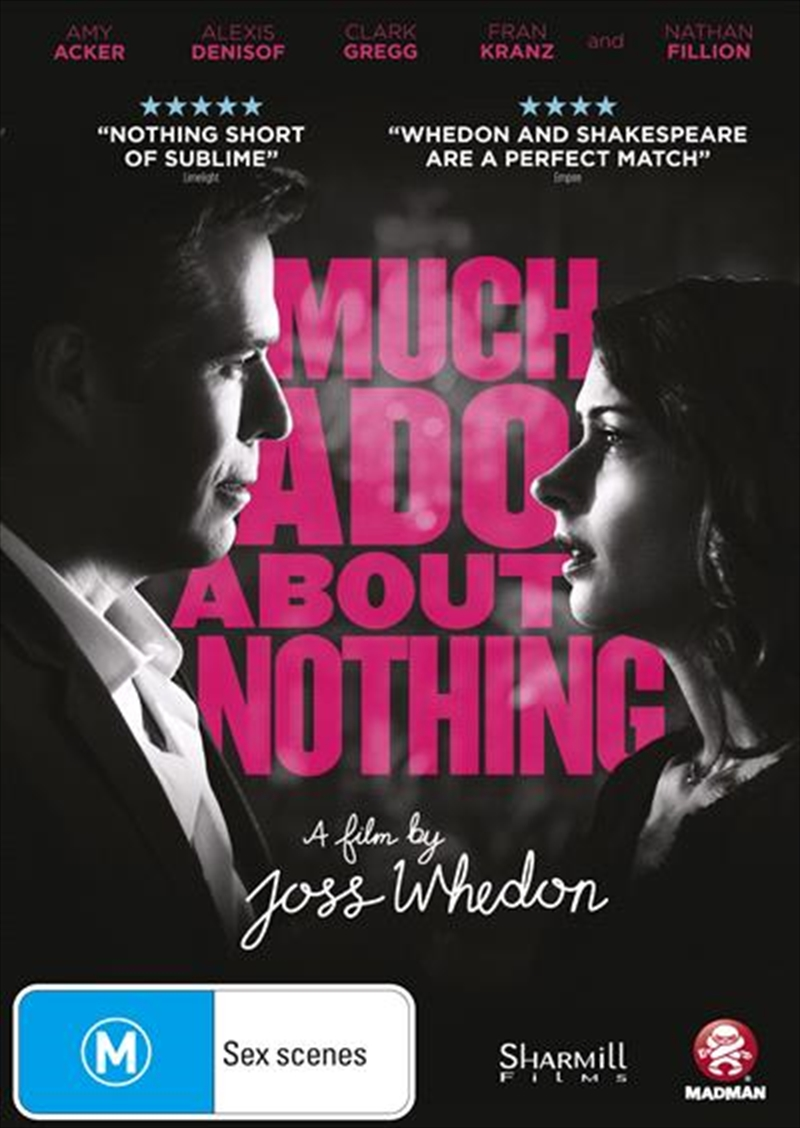 Joss Whedon's Much Ado About Nothing | DVD