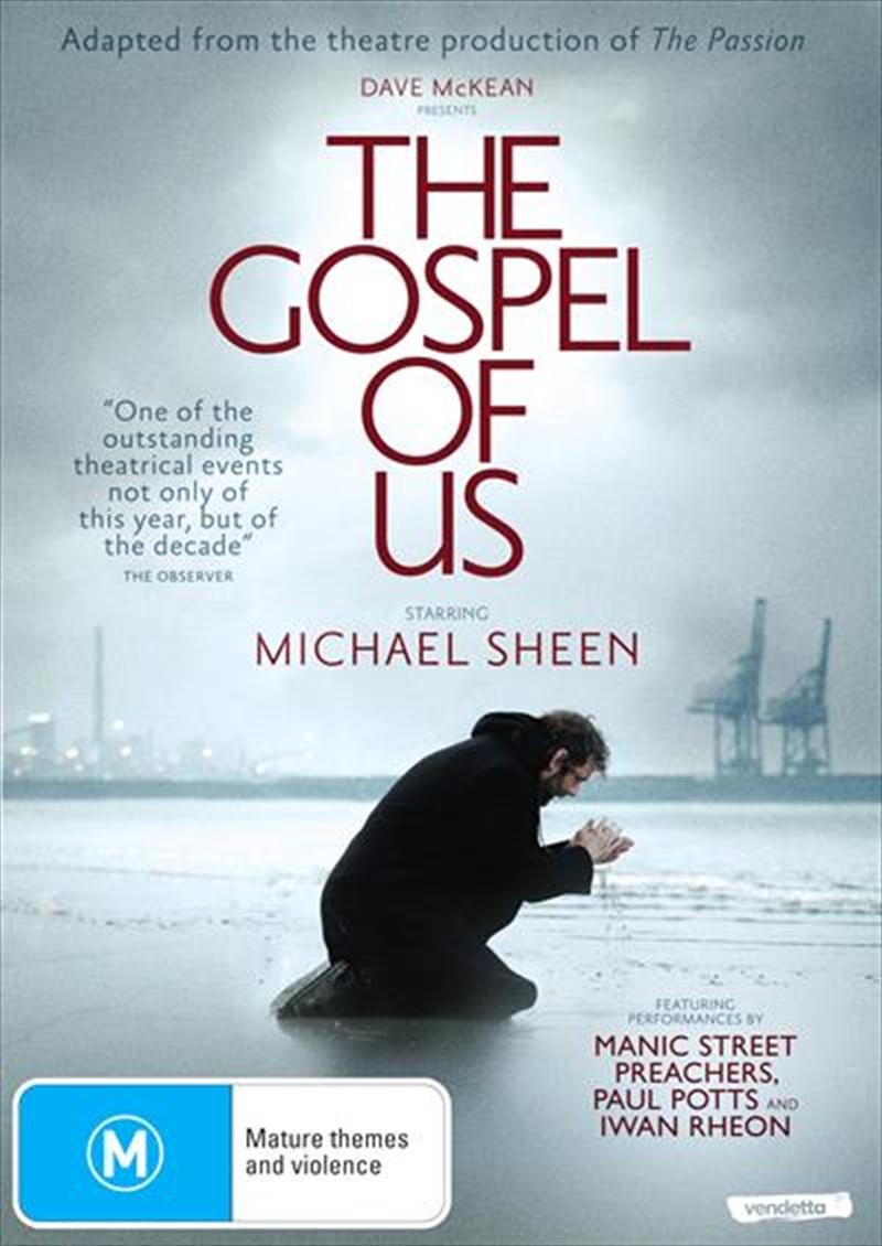 Gospel Of Us, The | DVD