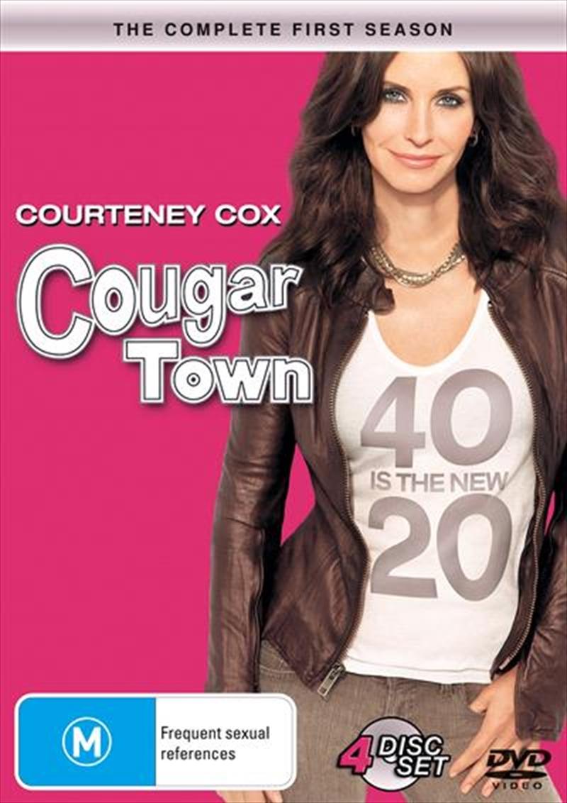 Cougar Town - Season 1 | DVD