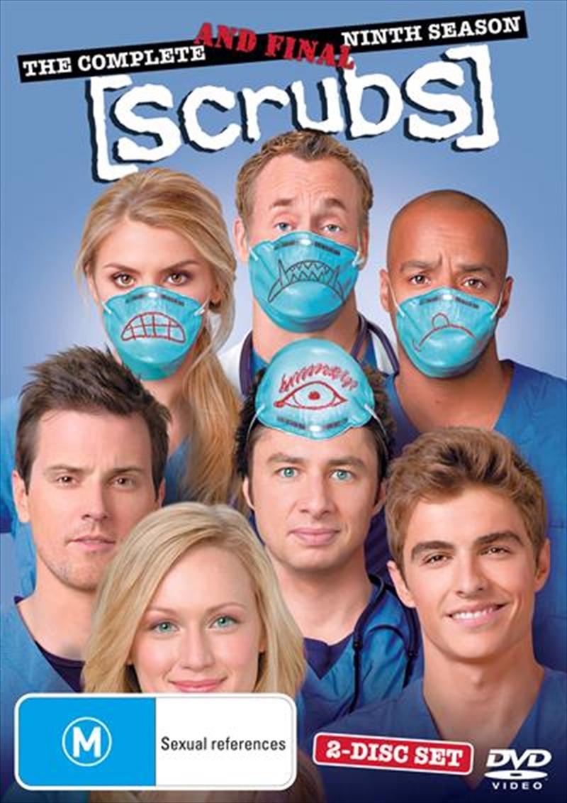 Scrubs - Season 09 | DVD