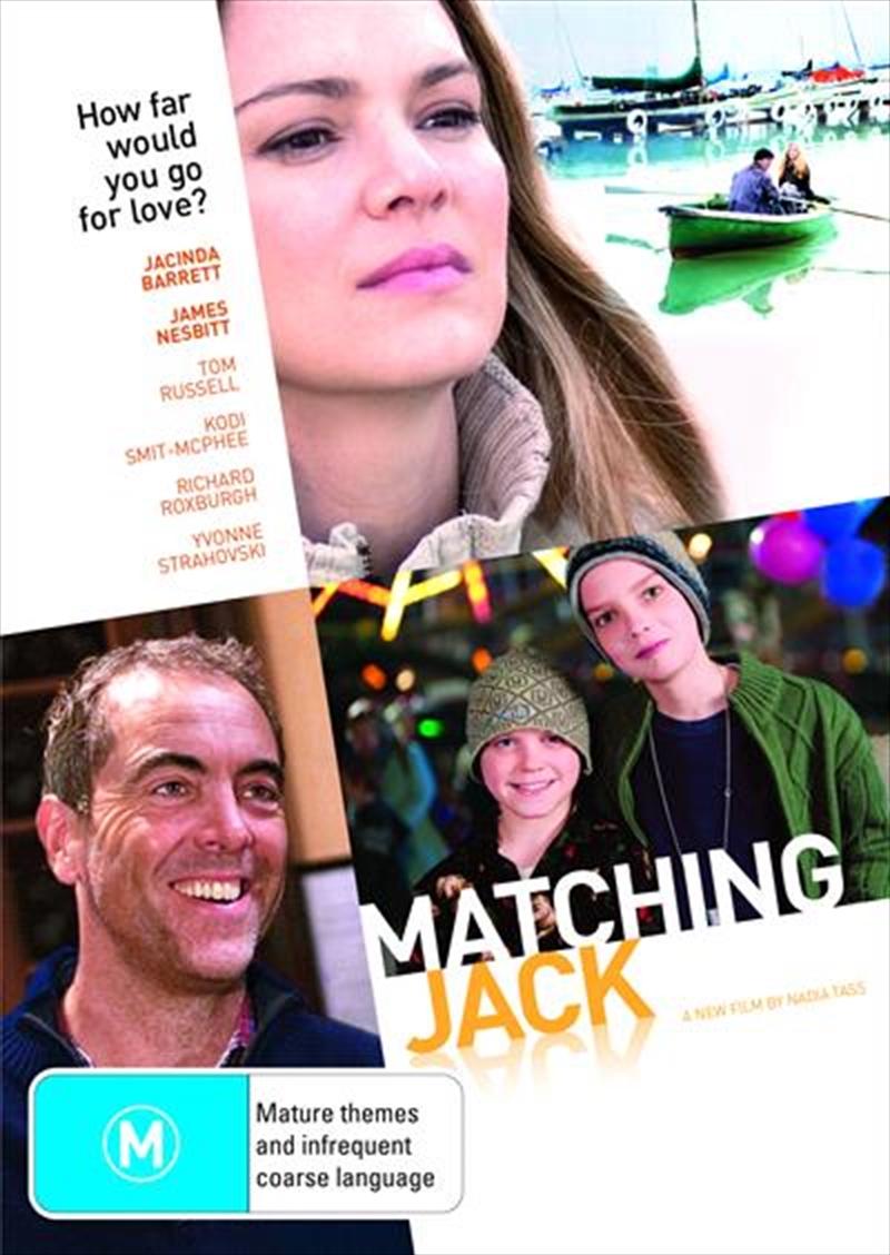 Matching Jack | DVD