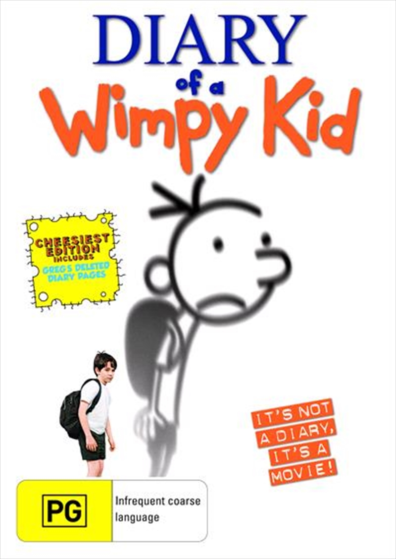Diary Of A Wimpy Kid | DVD