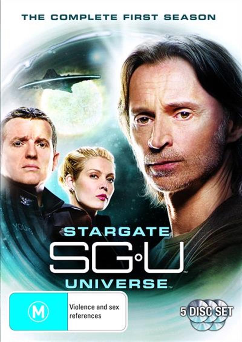 Stargate Universe - Season 1 | DVD