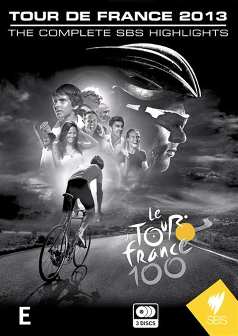 Tour De France 2013 - The Complete Highlights | DVD
