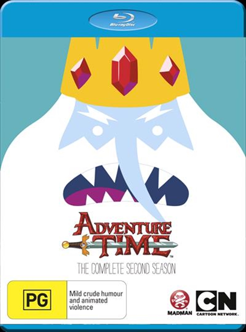 Adventure Time - Season 2 | Blu-ray