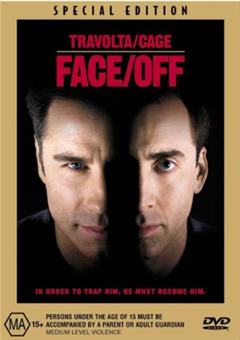 Face/Off - Special Edition | DVD
