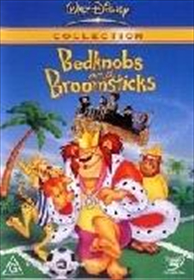 Bedknobs And Broomsticks | DVD