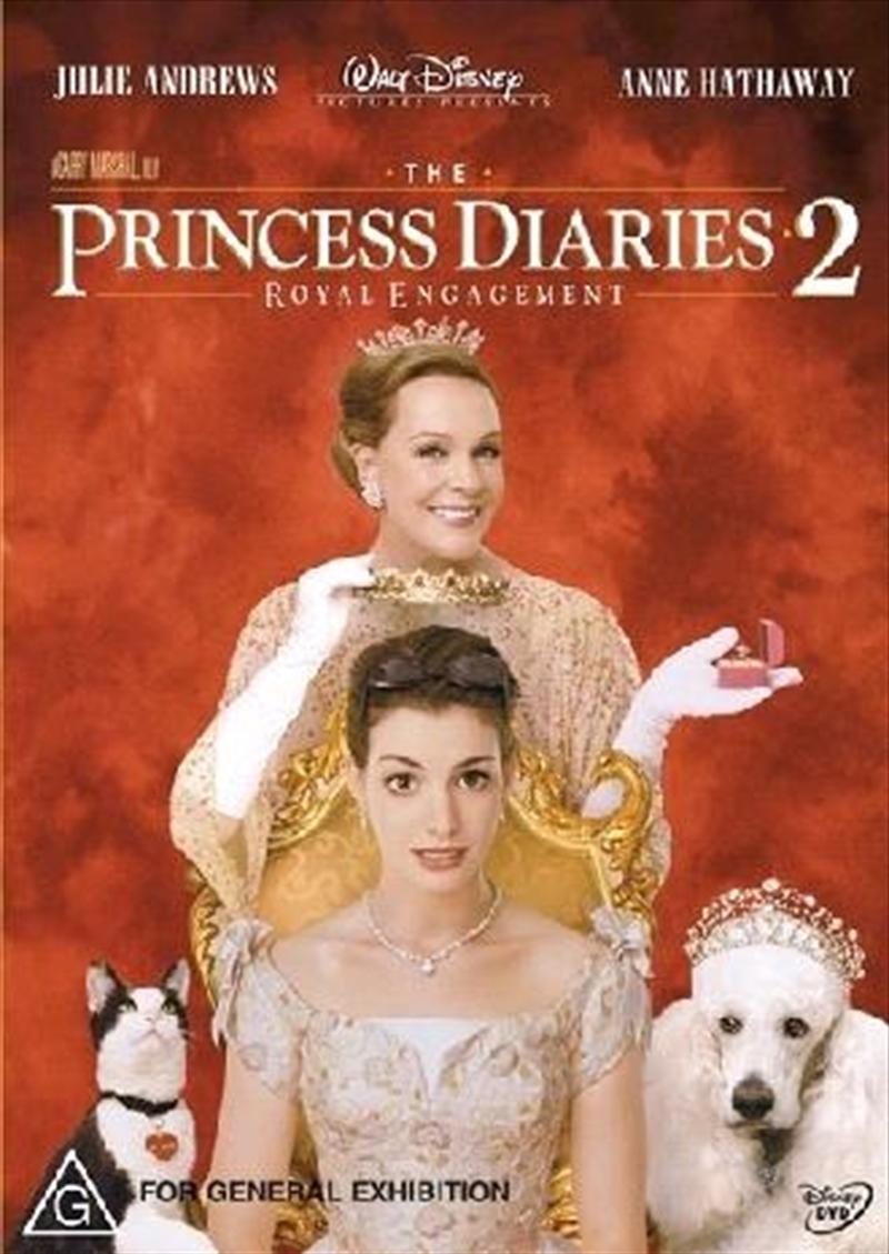 Princess Diaries 2, The | DVD