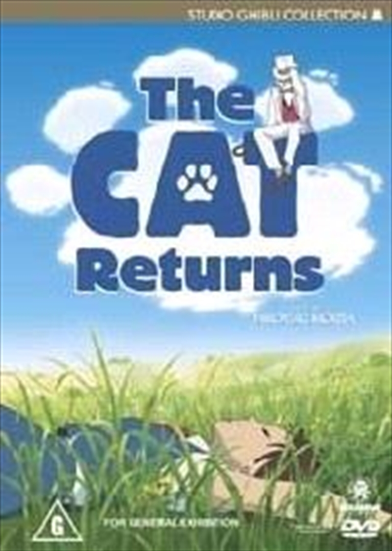 Cat Returns, The | DVD